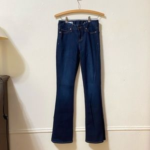 GAP Flared Perfect Bootcut Jeans